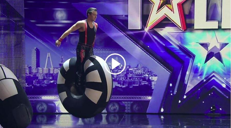 The Rockers en Got Talent 3