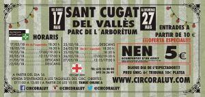 Circo Raluy San Cugat 2018
