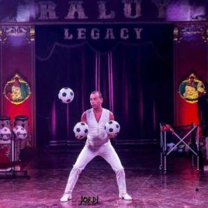 Ivan Radev Circo Raluy 2018
