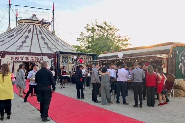 Eventos para empresas en el Circo Raluy