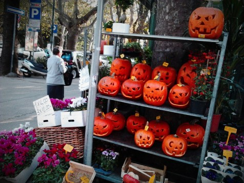 Halloween alla Foce