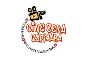 Logo Cinecena Capixaba