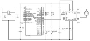 DC Motor Speed Control Using Microcontroller