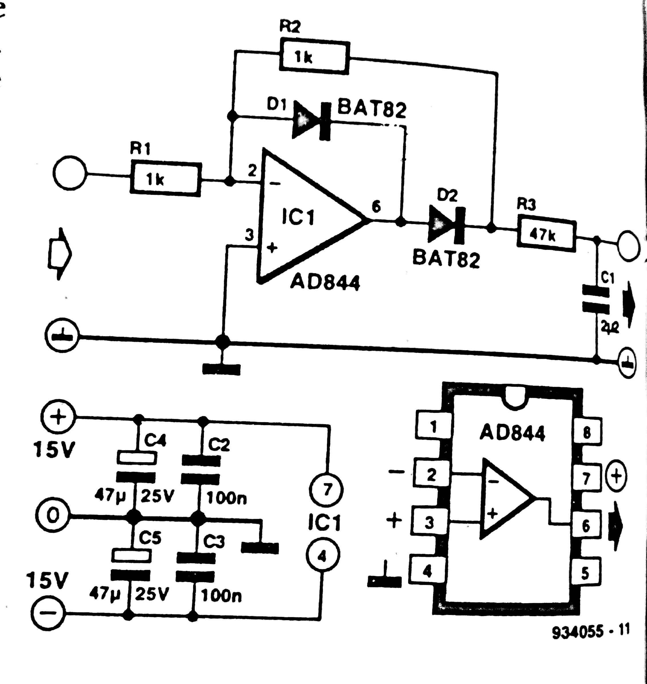 Bridge Rectifier Circuit Diagram