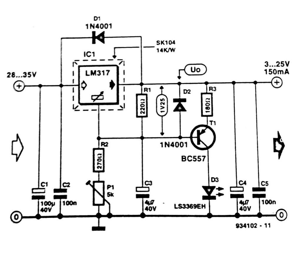 Circuit Diagram Kettle