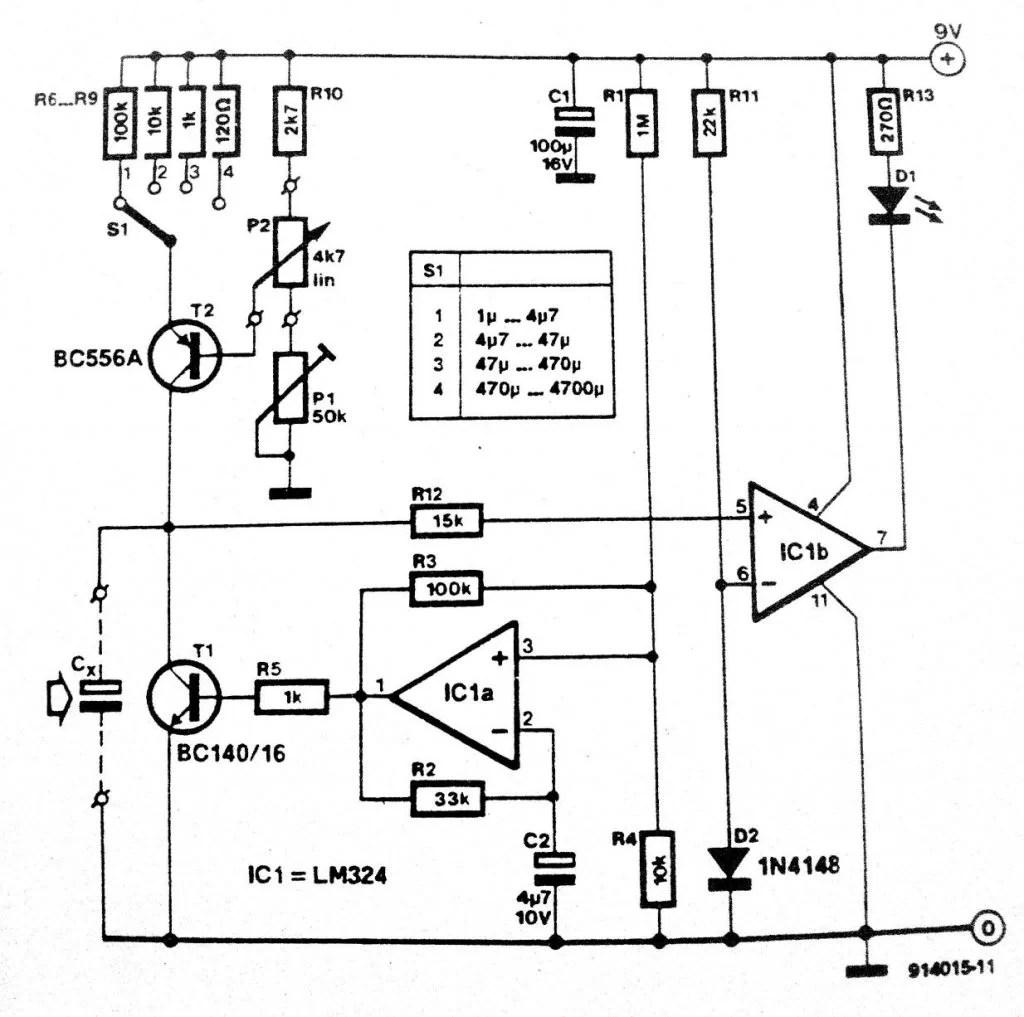 Measuring Electrolytic Capacitors