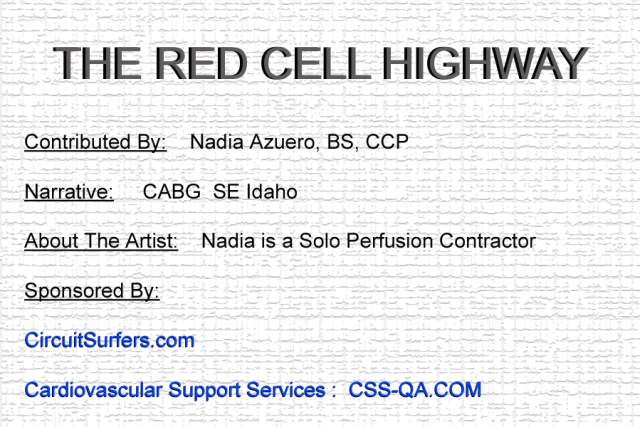 The Red Cell Highway