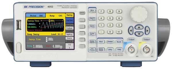 B&K Precision 4050 Series Waveform Generator