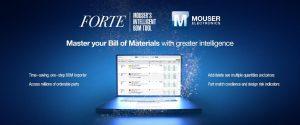 Mouser Forte