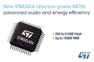 STMicro STM32L4