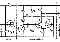 flame detector circuit electronic