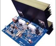 100W Audio Amplifier with Transistor BDW83D/BDW84D