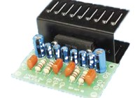 3W stereo amplifier kit