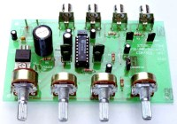 Pre Amp and Tone Control Kit