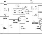 Three Stage 9V FM Transmitter