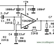 32W Hi-Fi Audio Amplifier with TDA2050