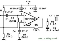 32W Hi-Fi Audio Amplifier Circuit Design with TDA2050