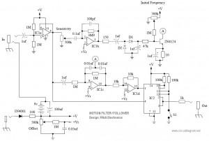 motion filter circuit