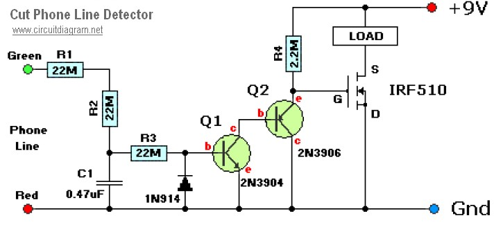 Battery Charger Circuit With High Low Cutoff Electronic Circuit