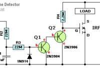 Phone Line Detector Circuit