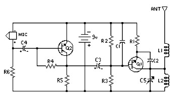 Fm Transmitter 300 Feet Circuit Diagram on solar inverter schematic