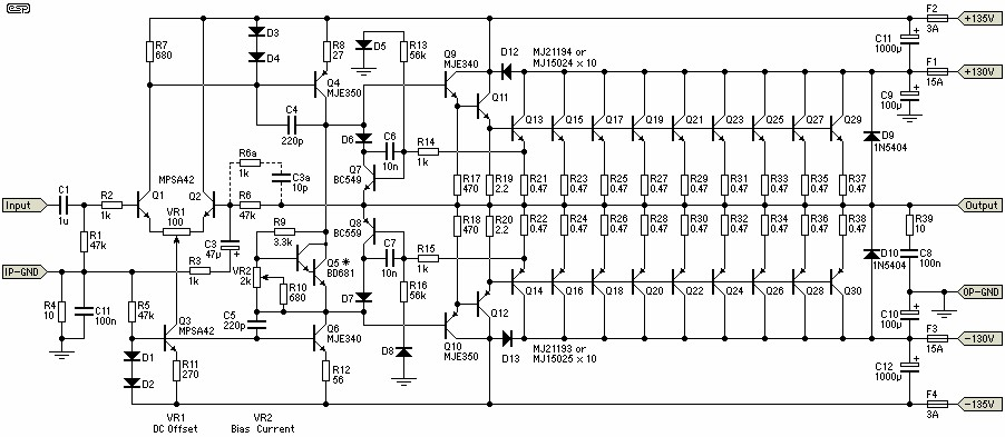 7294ic circuit diagram