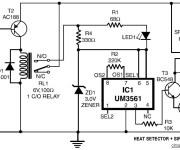 Heat Detector + Siren