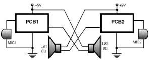 intercom wiring schematics