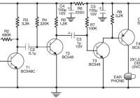 Cheap Hearing Aid Circuit Electronic