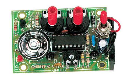 Mini Metronome Sound Generator Kit