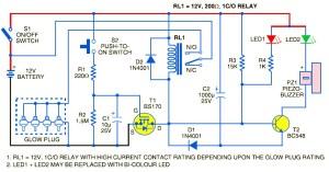 Insider: Glow Plug Timer Circuit