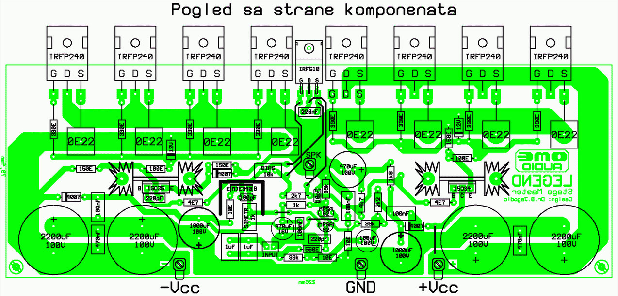 Schematic Diagram Of Inverter on 1000w power lifier circuit diagram