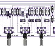 Stereo Tone Control with LM1036