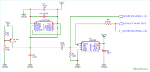 Simple Curve Tracer Circuit: Tracing the Curve for Resistor, Diode and Transistor