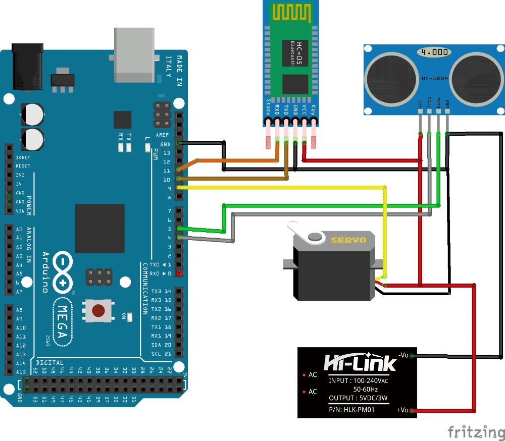 Android App Wiring Diagram - Circuit Diagram Symbols •