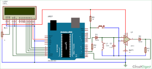 LC Meter using Arduino: Measuring Inductance and Frequency