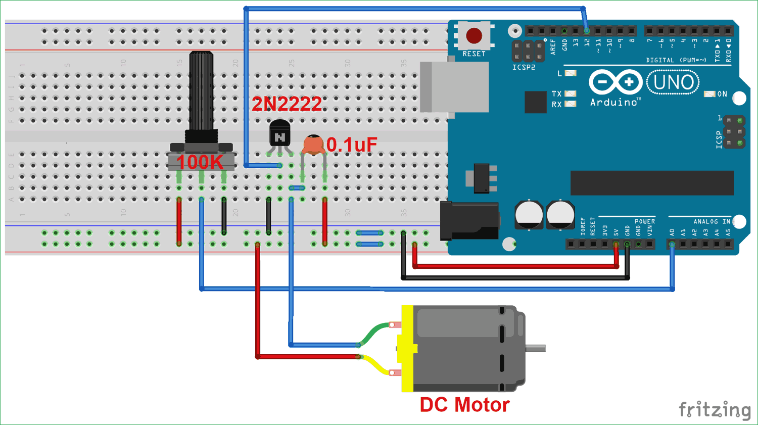 Dc Motor Wiring Connection Diagram - Trusted Wiring Diagrams