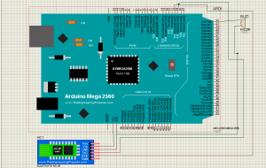 Smart Phone Controlled Digital Code Lock using Arduino