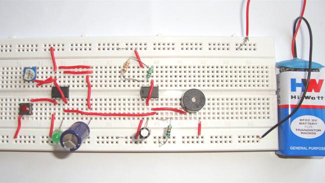Easy to build pulse induction metal detector with DSP