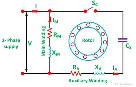 ac capacitor wiring colors ac image wiring diagram ac motor run capacitor wiring diagram wiring diagram on ac capacitor wiring colors