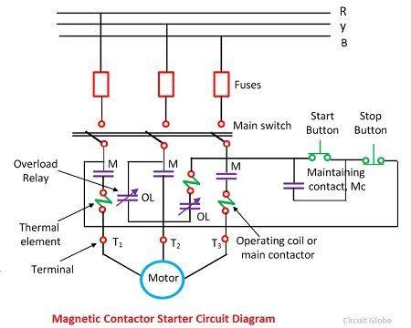 Allen Dley Start Stop Wiring Diagram How To Wire A Start ... on