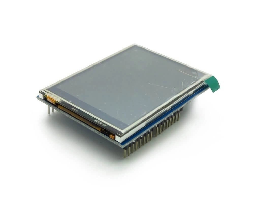 TFT display for electronics projects