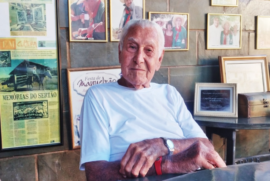 A história do Sr Criolo – inspiração para Guimarães Rosa e para uma vida inteira
