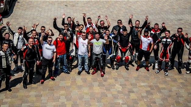 Dubai: Dream Ride – The Desmo Owners Club UAE track test the 899 Panigale