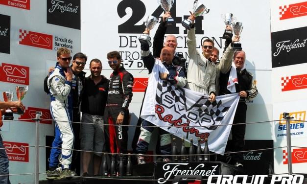 Dubai: SVDP-Racing & Memac Ogilvy return to Barcelona – Unfinished business at the Circuit de Catalunya