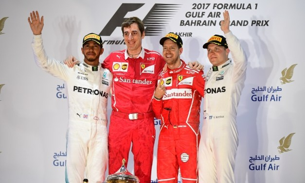 Bahrain: Vettel strikes with brilliant victory in spectacular Bahrain Grand Prix