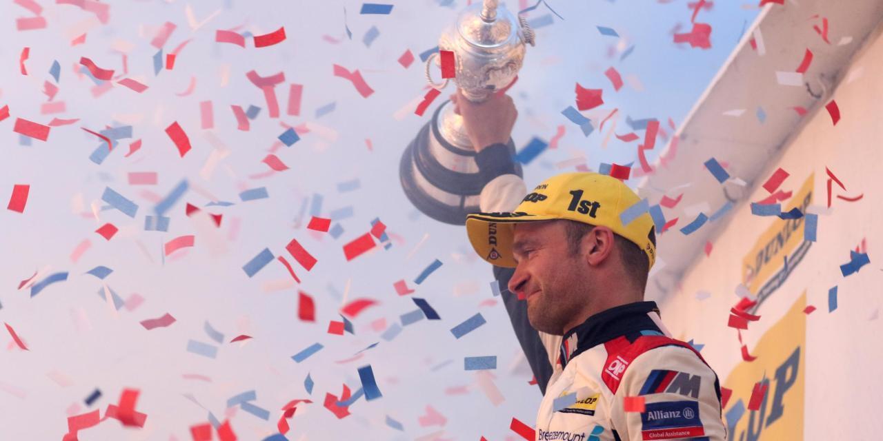 BTCC: Colin Turkington crowned triple BTCC Champion at Brands Hatch