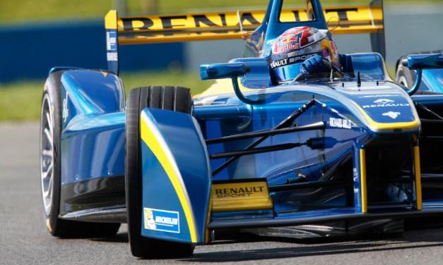 Formula E: Swiss driver Buemi remains quickest on penultimate Donington test