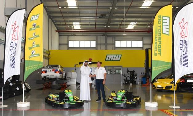 Dubai: Dubai Autodrome and Motorsport Wheels announce Title sponsor partnership with Kartdrome