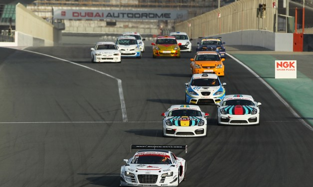 Dubai: National race days Power Weekend at Dubai Autodrome